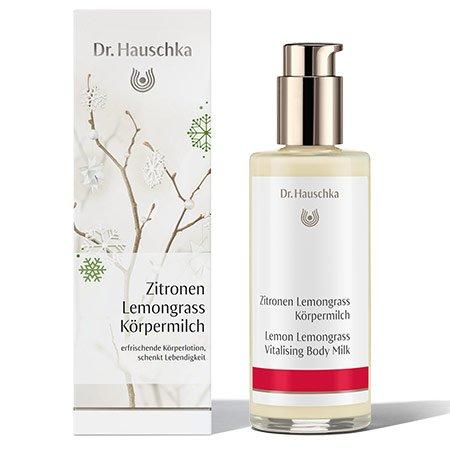 Dr. Hauschka: Körpermilch Zitronen Lemongrass Limitiert (145 ml)