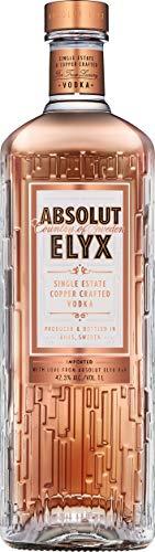 Absolut Elyx Vodka Sueca 750ml Absolut Sabor vodka 750 ml