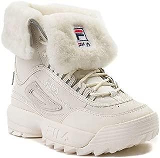 fila boots fur