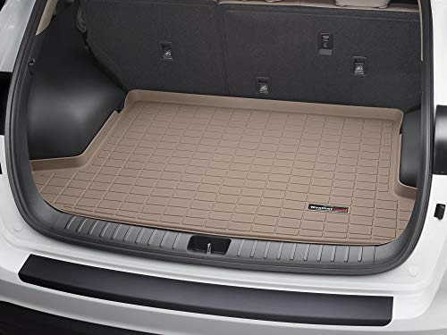 WeatherTech Custom Fit Cargo Liners for Cadillac Escalade ESV, Tan