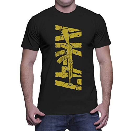 Gfj65S Mens AK-47 - AK47 T-Shirt