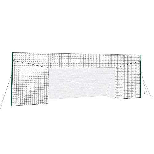 Open Goaaal Soccer Rebounder/Goal/Backstop All-in-One (Standard)