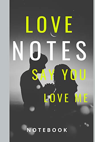 Love Notes Notebook (English Edition)