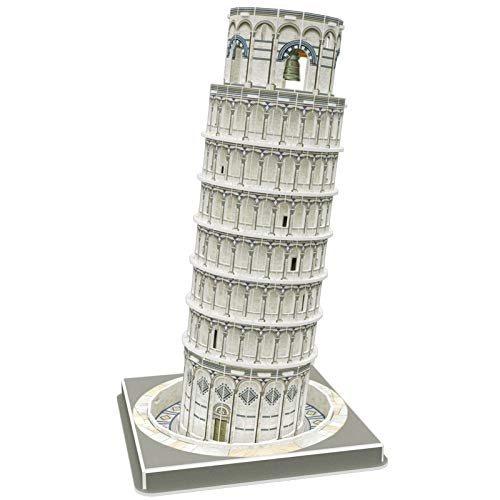CubicFun 3D Italy Puzzles Architectures Model...