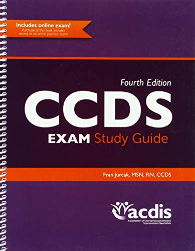Compare Textbook Prices for Ccds Exam Study Guide 4th ed. Edition ISBN 9781683088943 by Jurcak, Fran
