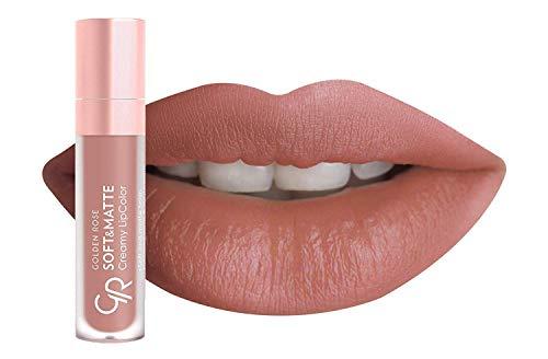 Golden Rose Soft and Creamy Matte Liquid Lipstick - 103 Neutral