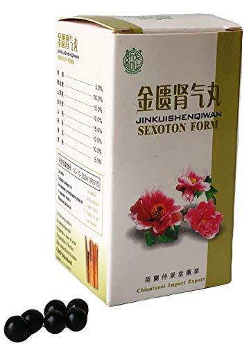 Jin Kui Shen Qi Wan (Sexoton Form) TCM Herbal Formula 200 Pills