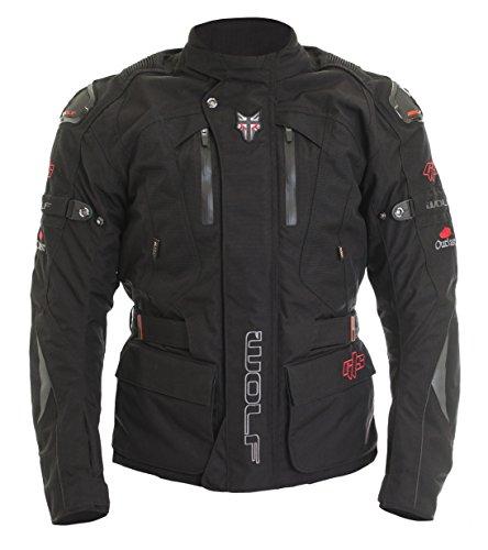 Wolf 2440 GT-S TITANIUM Jacket 48 (2XL) BLK