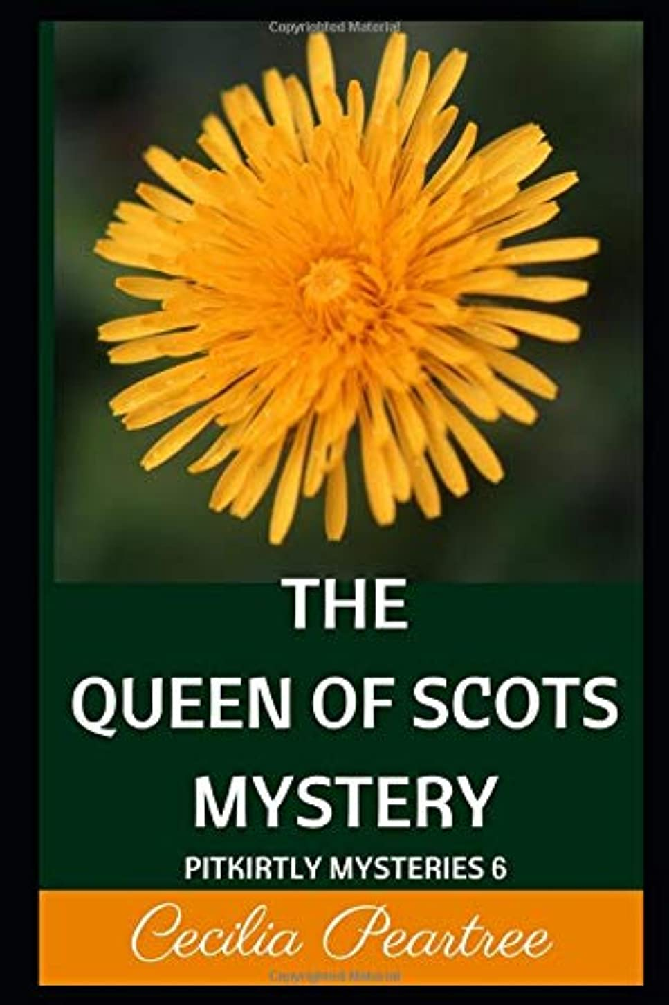 ヤギ持ってる名門The Queen of Scots Mystery (Pitkirtly Mysteries)