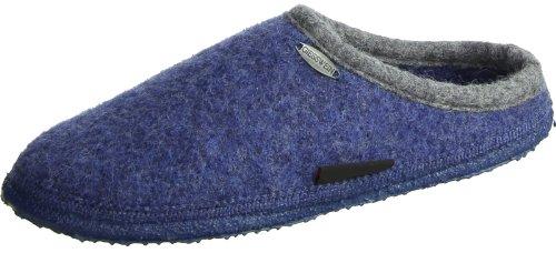 GIESSWEIN Hausschuhe Dannheim - Warme Filz-Pantoffeln für Damen & Herren, rutschfeste Pantoletten, Unisex Slippers aus Wolle