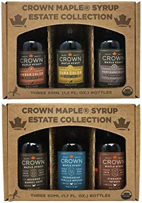 Crowne Maple Classic Trio Collection and Infused Trio Collection Bundle product image