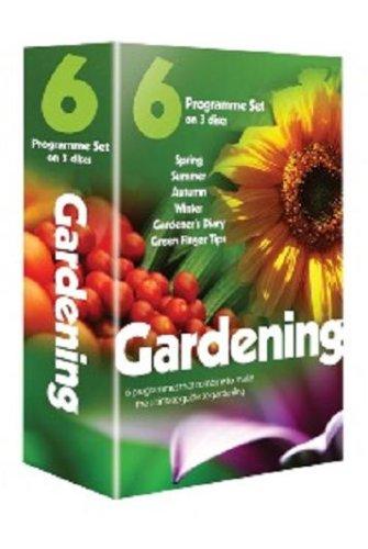 6 Pack: Gardening (including Autumn, Winter, Spring, Summer, Gardener's...