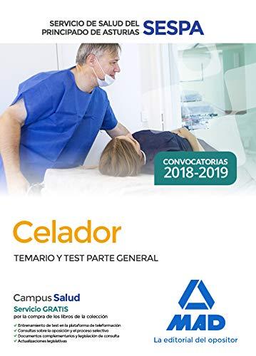 Celador del Servicio de Salud del Principado de Asturias (SESPA). Temario y test Parte General