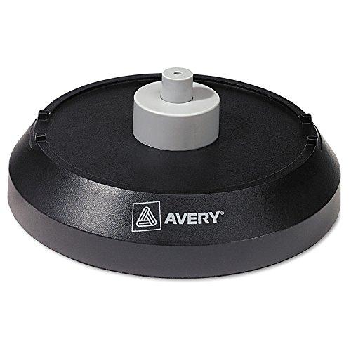 Avery 05699 CD/DVD Label Applicator, Black