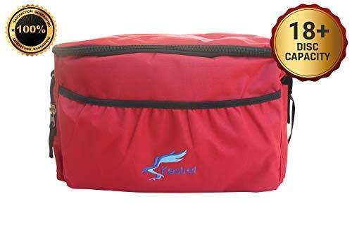 Kestrel Disc Golf Bag   Made from Heavy Duty Canvas   Comfortable...