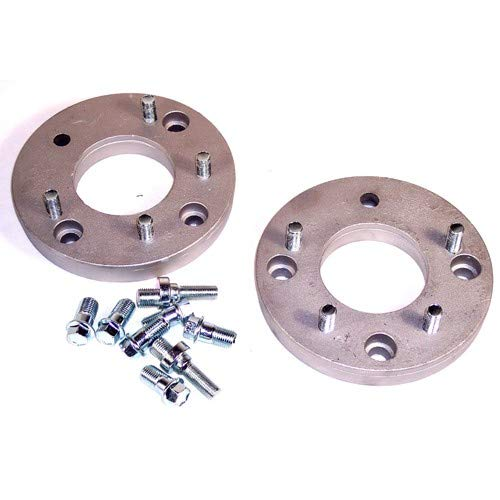 Wheel Adapters, 5 On 4-3/4' Chevy Rim, To 4 On 130mm VW Drum, Compatible with Dune Buggy