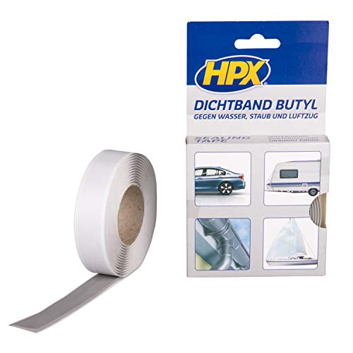 HPX BU2003 Butyl-Dichtband, 20 mm x 3 m