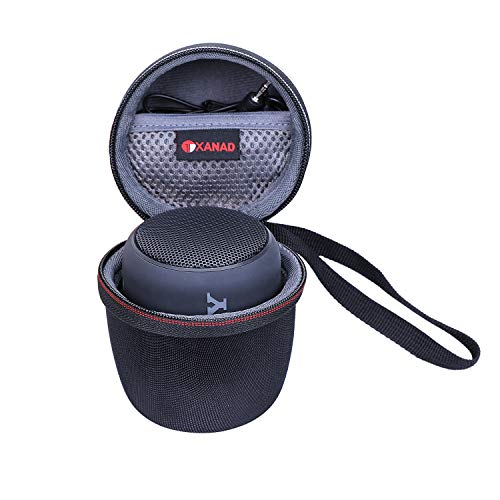 XANAD Hard Travel Carrying Case for Anker SoundCore Mini or Sony SRS-XB10 or Anker SoundCore mini2 Portable Wireless Speaker - Storage Protective Bag