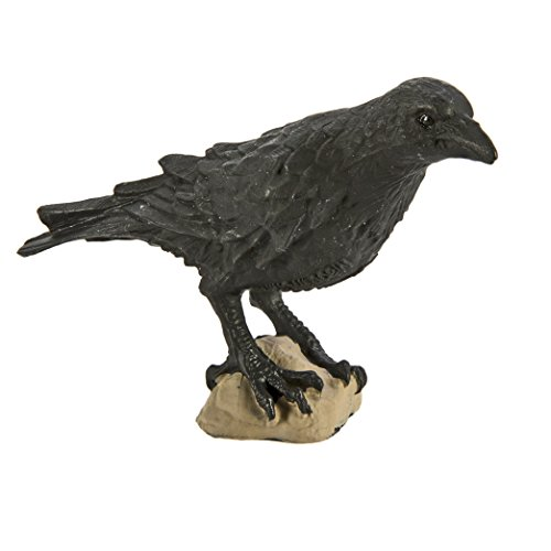 Safari s150829 Wings of The World Raven Miniatur