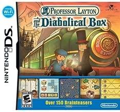 Nintendo Professor Layton and the Diabolical Box