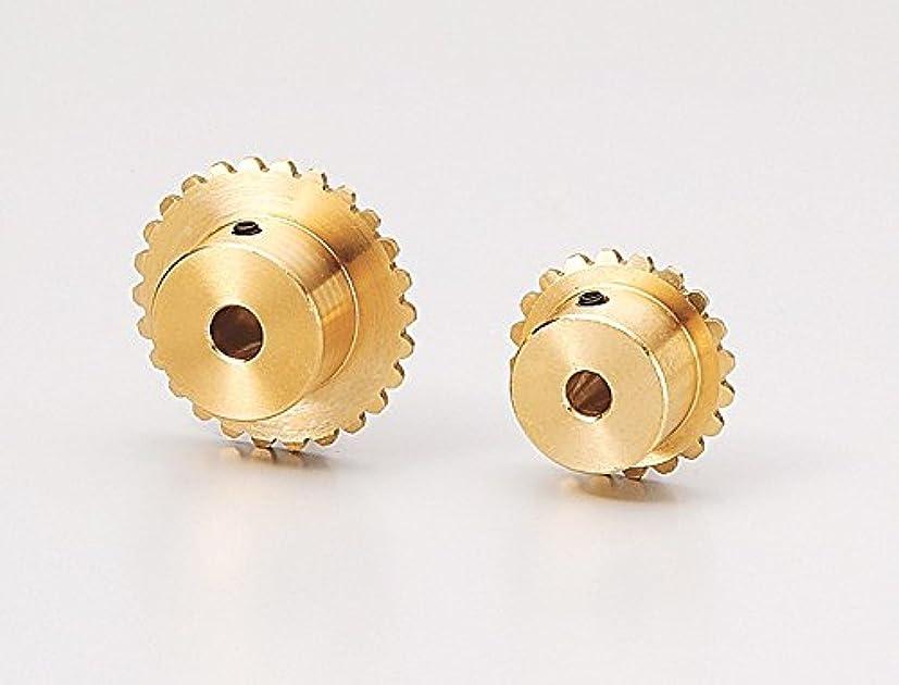 変えるアンペア役に立たない協育歯車工業(KG Gear) ラダーチェーン用スプロケット(ピッチ=4.8) SW48B18+B