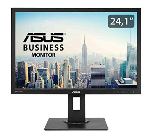 Asus BE24AQLBH 60,96 cm (24 Zoll) Monitor (WUXGA (1920x1200), DVI-D, HDMI, D-Sub, Display Port) schwarz