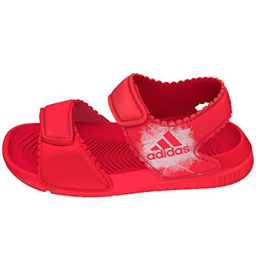 Adidas Unisex Baby Altaswim G I Sandalen, Pink (Corpnk/ftwwht/ftwwht Ba7868), 19 EU