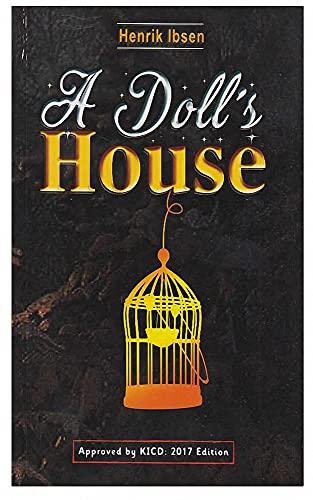 A DOLL'S HOUSE (Annotated): Plot overwiew, summary (English Edition)