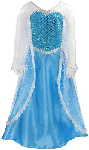 Preisvergleich Produktbild Ice Crystal Queen Costume for Kids