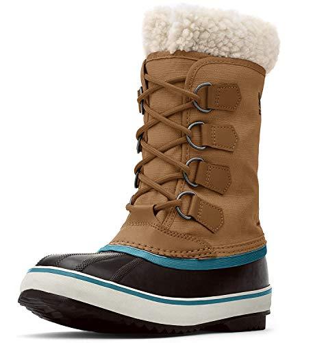 Sorel Damen Winter Carnival Stiefel, braun (camel brown), Größe: 36