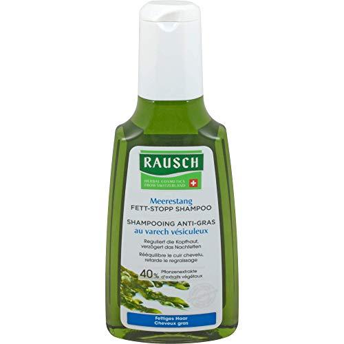 RAUSCH Meerestang Fett-Stopp Shampoo, 200 ml Shampoo