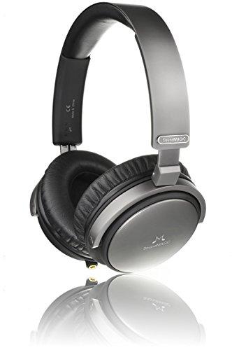SoundMagic Vento P55 geschlossen Abnehmbares Kopfkabel Headset und Mikrofon Vielseitig und komfortabel