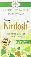 NIRDOSH HERBAL FILTER DHOOMPAN - Cigs - Made with Ayurvedic Herbs by Nirdosh