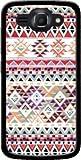 MOBILINNOV Huawei Ascend Y540 Bandana indigène Aztec Rouge