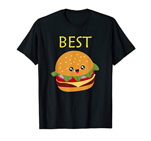 Matching Set – Burger and Fries Shirt – Best Friends Shirt