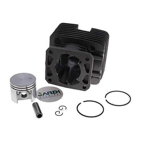 Jardiaffaires Kit Cylindre Piston Complet débroussailleuse Stihl FS400 SP400 diamètre 40mm
