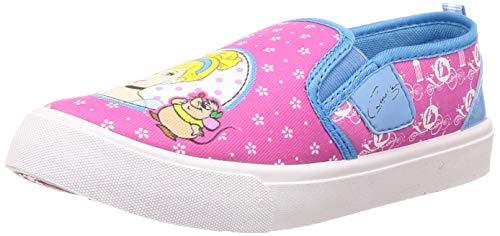 Disney Girl's Pink Sneakers-11 Kids UK (30 EU) (DPPGCS2273)