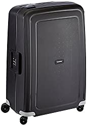 Samsonite S'Cure - Spinner L case, 75 cm, 102 L, Schwarz (Black)