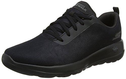 Skechers Go Walk Joy, Zapatillas Mujer, Negro (Black), 39 EU