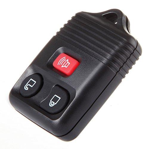 cciyu CWTWB1U331 Keyless Entry Remote Car Key Fob Clicker Transmitter Alarm 1X 3...
