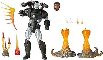 Hasbro Marvel Legends Series - Figura coleccionable de lujo de War Machine de 15 cm
