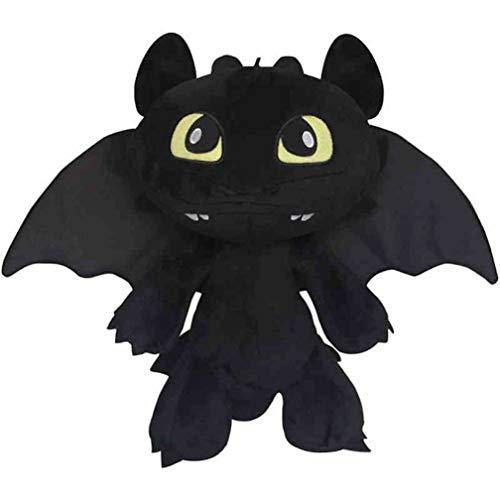 30cm hoe je je draak tandeloze nachtwoede zachte pluche gevulde pop speelgoed kerstcadeaus voor kinderen kunt trainen