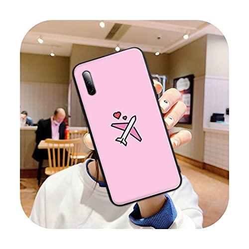 Viaje moda lindo teléfono caso para Samsung S7edge s8 s9plus s10 lite2019 2020 S20ULTRA S20plus cubierta fundas coque-a6-para S10 lite 2019
