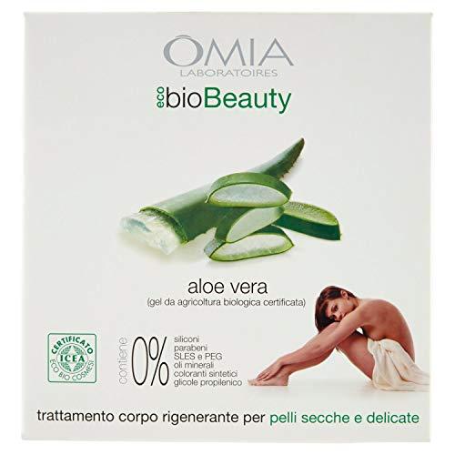 Omia Beauty Routine Aloe Vera Eco Bio, Trattamento Corpo...