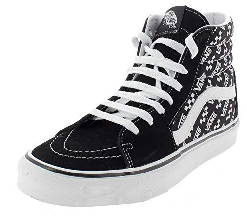 VANS SK8 HI Logo Repeat Zapatos Deportivo Negro VN0A4U3TEZ1