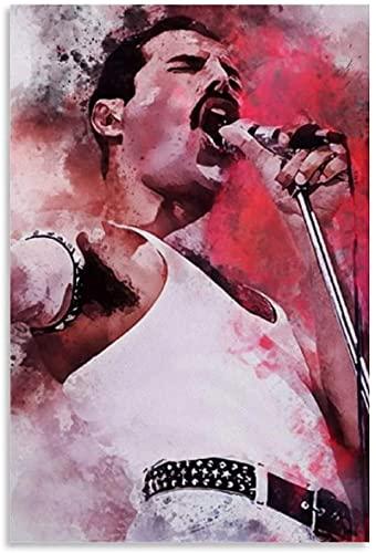Cuadro Freddie Mercury  marca DPZAFL