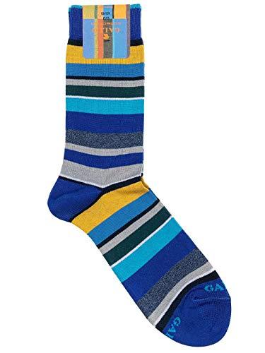 Gallo Kurze Socke für Herren, Motiv: Streifen