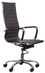 Roomox Design Bürostuhl Flex360 High Back, ergonomisch, dreh- und neigbar, Höhenverstellung