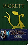 Fantastic Beasts: The Crimes of Grindelwald: Pickett Ruled Pocket Journal (Harry Potter) - Insight Editions