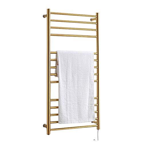 Calentadores de toallas, Secador de toallas montado en la pared, Riel para...